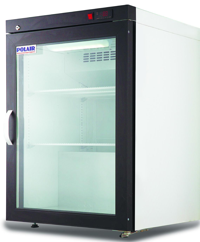 Обновленный холодильный шкаф от компании Polair