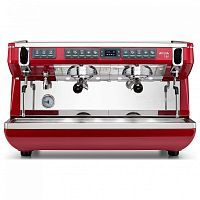 Кофемашина Nuova Simonelli Appia Life XT 2Gr V 220V red+high groups