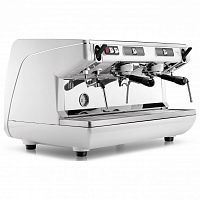 Кофемашина Nuova Simonelli Appia Life 2Gr S 220V white+economizer+high groups
