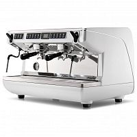 Кофемашина Nuova Simonelli Appia Life XT 2Gr V 220V white+high groups