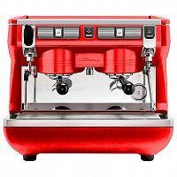 Кофемашина Nuova Simonelli Appia Life Compact 2Gr S 220V red+economizer+high groups