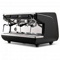 Кофемашина Nuova Simonelli Appia Life XT 2Gr V 220V black+high groups
