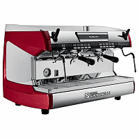 Кофемашина Nuova Simonelli Aurelia II 2Gr V 220V red+LED+high groups